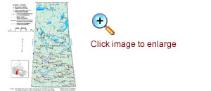 Saskatchewan - Click image to enlarge